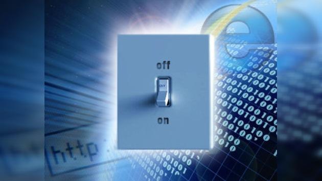 EE. UU. se plantea 'botón especial' que apague la red en caso de emergencia