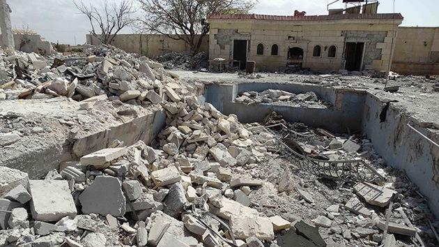 Excongresista de EE.UU. explica la verdadera razón de los ataques en Siria