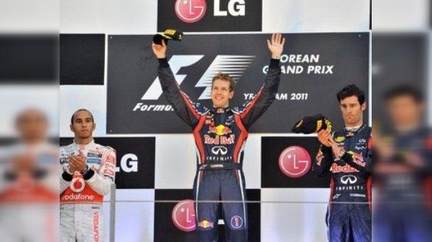 Fórmula 1: Vettel cosecha la décima victoria de la temporada