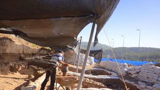 Descubren una casa de 10.000 años de antigüedad en Israel
