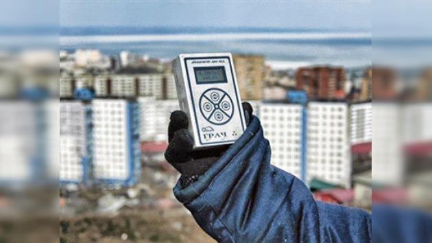 Greenpeace Rusia abre sitio con mediciones del nivel de radiación