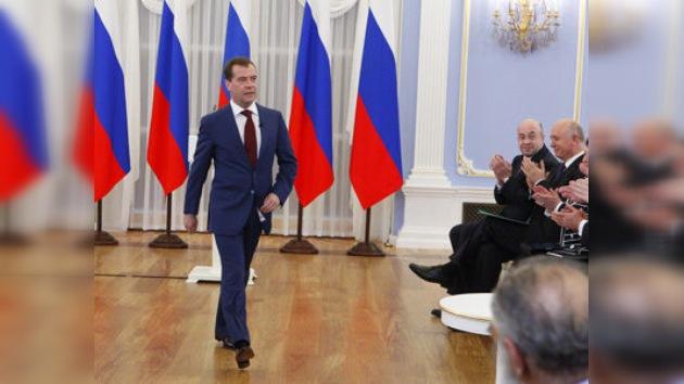 Dmitri Medvédev: principales logros de su presidencia