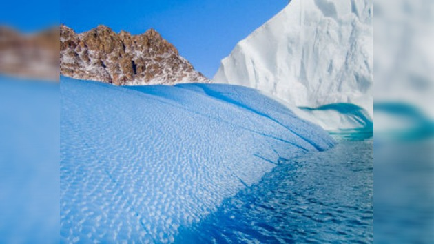 Los glaciares de Groenlandia se desplazan a mayor velocidad