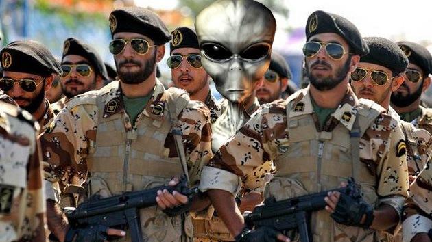 Irán: Ni siquiera un OVNI amenaza nuestra capacidad defensiva