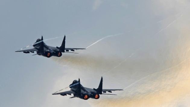 Rusia desmiente haber violado el espacio aéreo de Japón