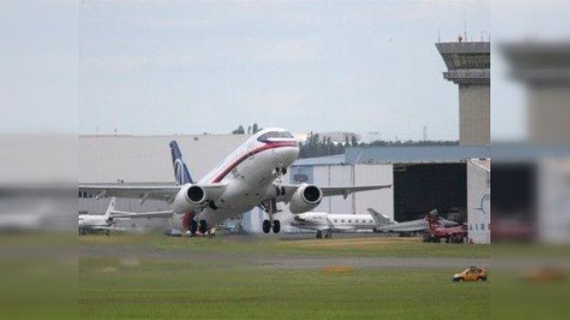 El Sukhoi Superjet 100 continúa con su éxito de ventas