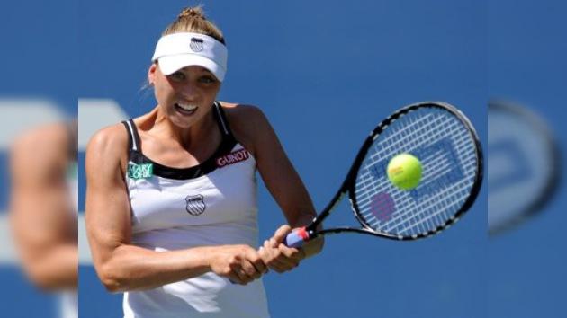 Vera Zvonariova clasifica a su primera semifinal del US Open