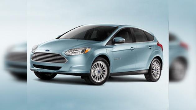 Ford presentó su primer auto eléctrico