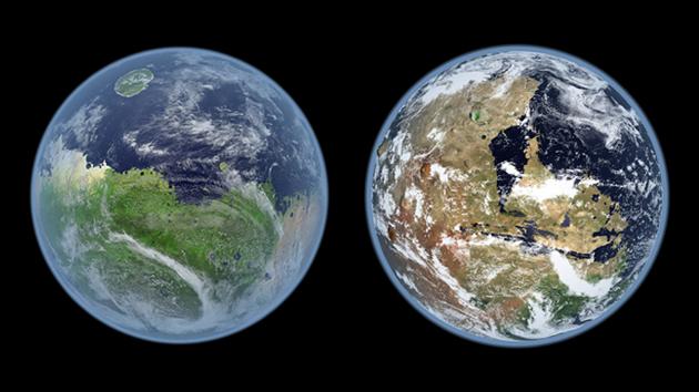 Crean Un Mapa Satelital De Un Marte Habitable Ntc Del Mundo