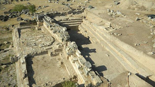 'Las puertas del infierno', halladas en un popular lugar turístico de Turquía