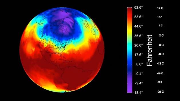 Vuelve el 'vórtice polar': ¿salvará a EE.UU. de una catástrofe natural aún peor?