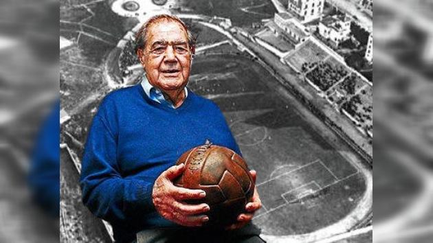 Falleció Adrián Escudero, una de las leyendas del fútbol español