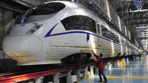 China estudia unirse a EE.UU. por tren de alta velocidad pasando por Rusia y Canadá