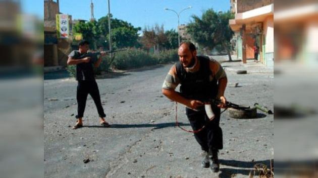 La oposición libia ha tomado el principal foco de resistencia de las fuerzas de Gaddafi