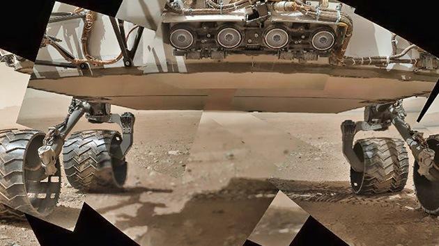 NASA: Curiosity, el explorador más limpio que ha pisado la superficie marciana