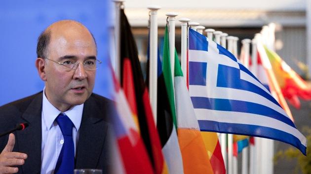 Francia: La salida de Grecia del euro podría ser una realidad