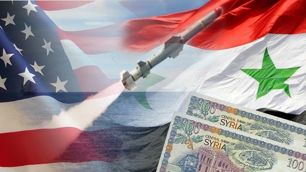 Siria, ¿víctima de un plan secreto de la élite bancaria?