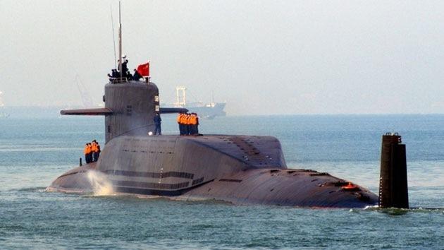 Submarinos nucleares chinos podrían destruir EE.UU. de costa a costa