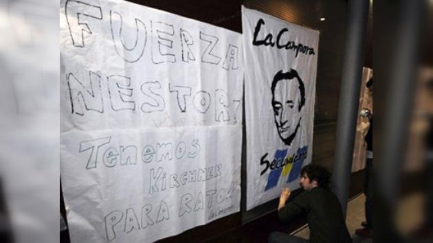 Operan del corazón al ex presidente de Argentina