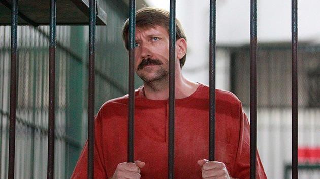 El Departamento de Justicia de EE.UU. se niega a entregar a Víktor Bout a Rusia