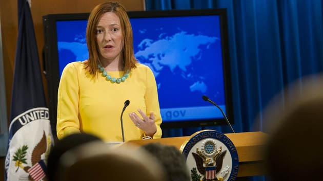 EE.UU. no sabe, no contesta: así 'argumenta' Psaki sus reproches a Rusia sobre Ucrania