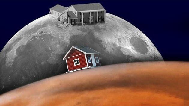 Un 'latifundista del espacio' vende millones de hectáreas en varios planetas