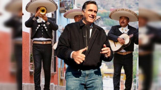 El 'Mitt Romney mexicano' gana partidarios en Twitter
