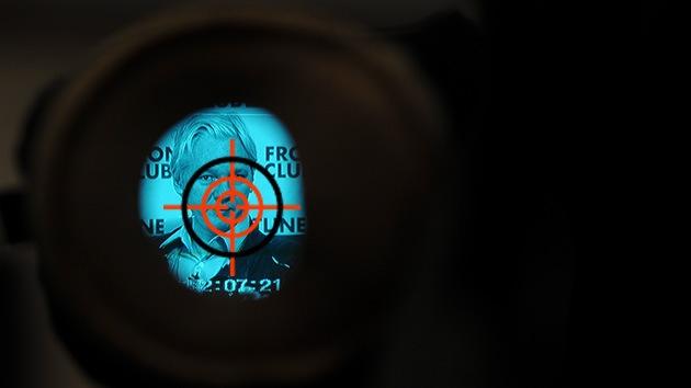'Peces gordos' a favor del asesinato de Assange