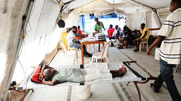 Denuncian oficialmente a la ONU por llevar el cólera a Haití