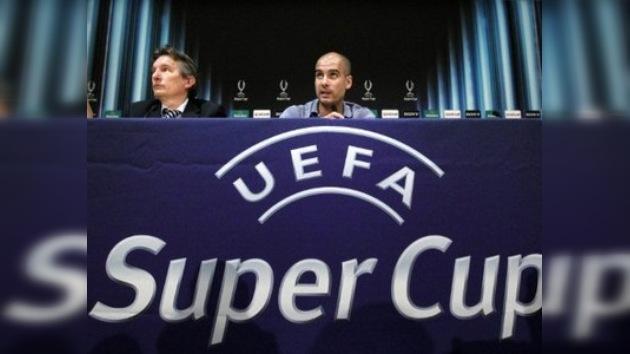 Supercopa de Europa: Barcelona y Oporto se disputan la copa de los campeones