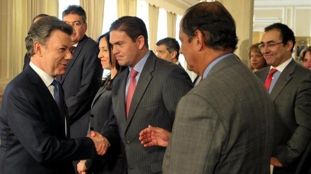 El inicio del diálogo con las FARC suma apoyos de Gobiernos de Latinoamérica