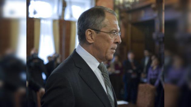 Rusia aboga por desarrollar una nueva estructura de seguridad europea