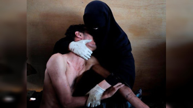 Una foto tomada por un español en la primavera árabe, la mejor del año