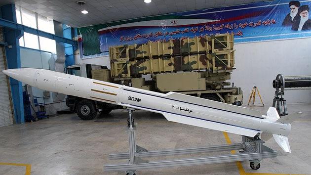 Irán renueva sus sistemas antiaéreos
