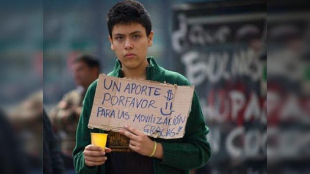 Los estudiantes chilenos llegan a la ONU con sus exigencias