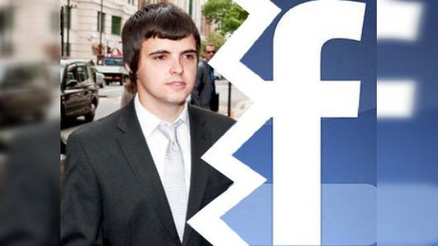 Ocho meses de cárcel para un británico que 'hackeó' Facebook