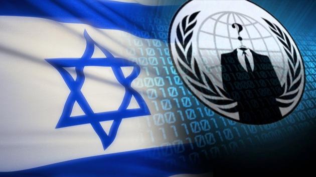 Anonymous avanza en su operación antiisraelí: atacan más de 50 páginas