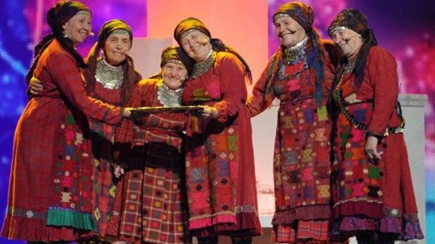Las abuelas de Buránovo, en el camino para cautivar Eurovisión 2012