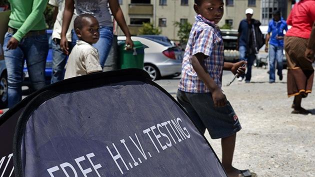 "UNICEF: ""Cada día nacen 1.000 niños con VIH"""