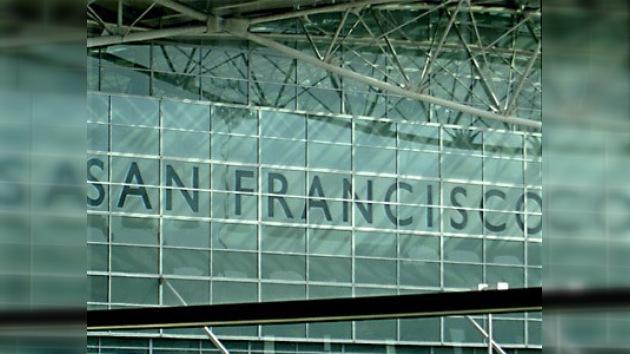 Evacuan avión en aeropuerto de San Francisco