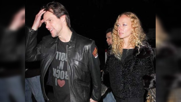 Una estudiante rusa cautiva a Jim Carrey