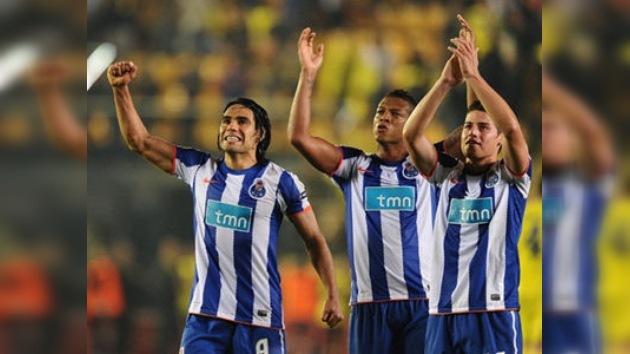 Oporto y Sporting de Braga protagonizarán la final portuguesa en la Liga Europa