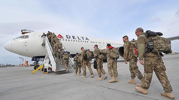 Kirguistán inicia el cierre de la base aérea de EE.UU. en su territorio