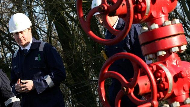 Reino Unido hará 'fracking' en terrenos privados sin pedir permiso a los dueños