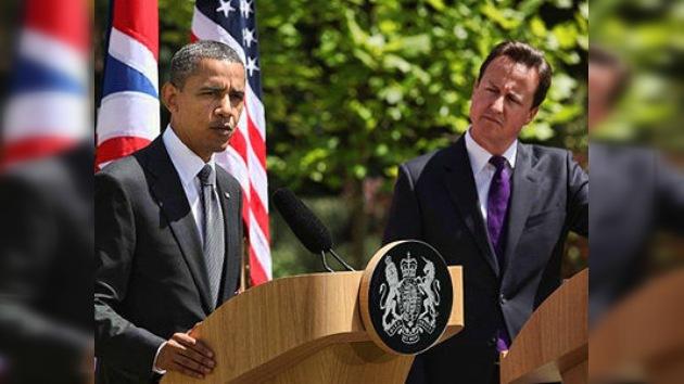 "Obama: ""Hemos conseguido un enorme progreso en Libia. Hemos salvado vidas"""