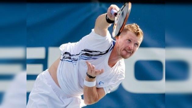 Bogomólov, confirmado en el equipo ruso para la Copa Davis 2012