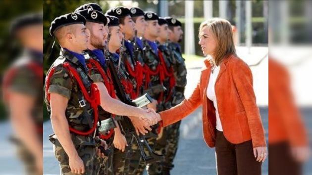 La Defensa española enviará 511 soldados a Afganistán