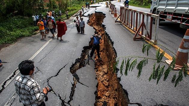 WWF: Europa está bajo la amenaza de sismos por la extracción de gas 'mediante fracking'