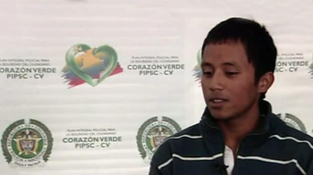 La violencia no tiene edad: un colombiano de 19 años confiesa 30 asesinatos