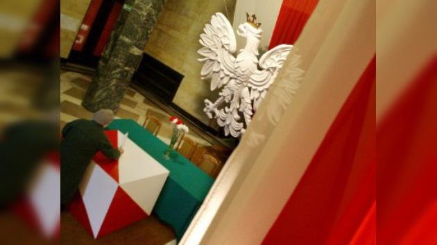 Polonia celebra sus elecciones parlamentarias